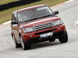 Images of Range Rover Sport ZA-spec 2005–08