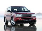 Images of Range Rover Sport AU-spec 2005–08