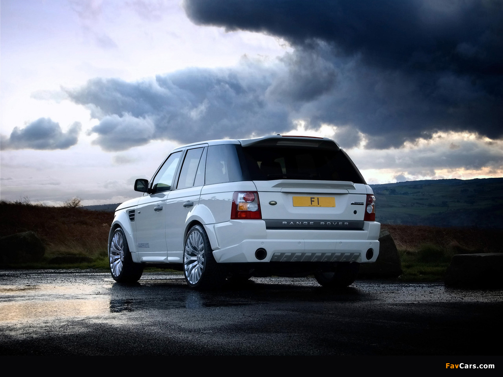 Images of Project Kahn Cosworth Range Rover Sport 300 2008 (1024 x 768)