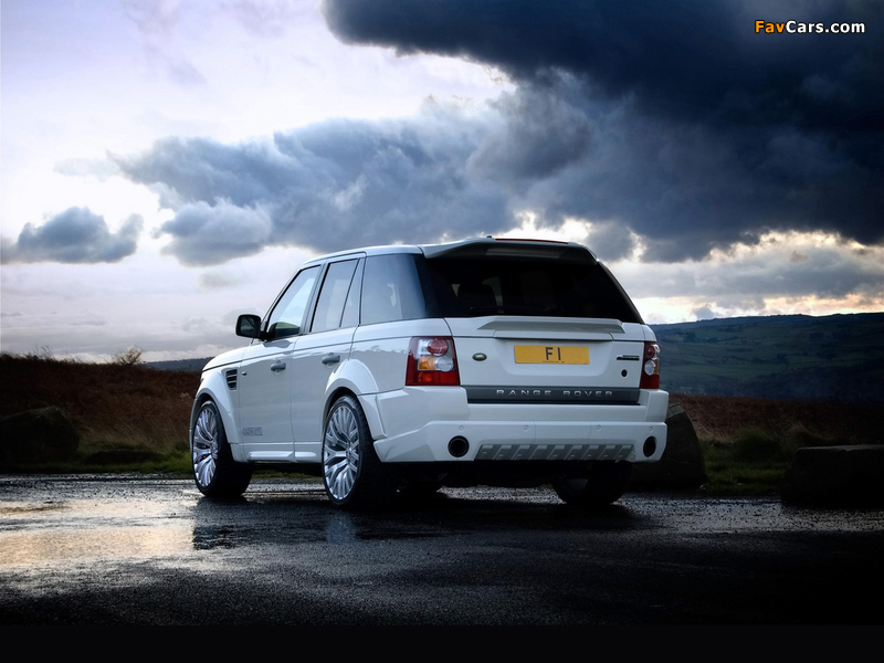 Images of Project Kahn Cosworth Range Rover Sport 300 2008 (800 x 600)