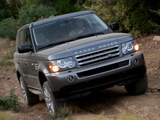 Images of Range Rover Sport Supercharged US-spec 2008–09