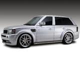 Images of Arden Range Rover Sport AR6 Stronger 2008–09