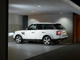 Images of Range Rover Sport Supercharged 2009–13