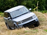 Images of Range Rover Sport Supercharged US-spec 2009–13