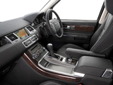 Images of Range Rover Sport Supercharged ZA-spec 2009–13