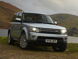 Images of Range Rover Sport UK-spec 2009–13