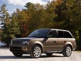Images of Range Rover Sport US-spec 2009–13