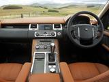 Images of Range Rover Sport Supercharged UK-spec 2009–13