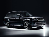 Images of Range Rover Sport Limited Edition UK-spec 2012