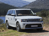 Images of Range Rover Sport Autobiography ZA-spec 2012–13