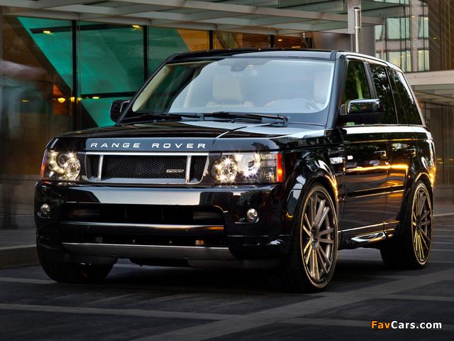 Images of Stromen Range Rover Sport RRS Edition Carbon 2012 (640 x 480)