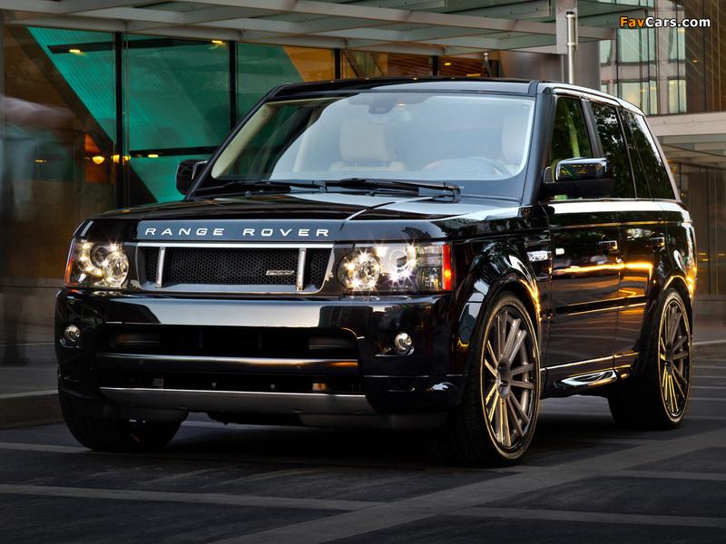 Images of Stromen Range Rover Sport RRS Edition Carbon 2012 (800 x 600)