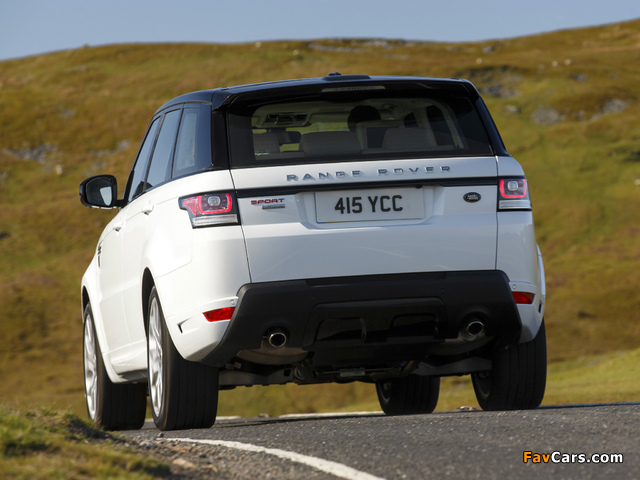 Images of Range Rover Sport Autobiography UK-spec 2013 (640 x 480)
