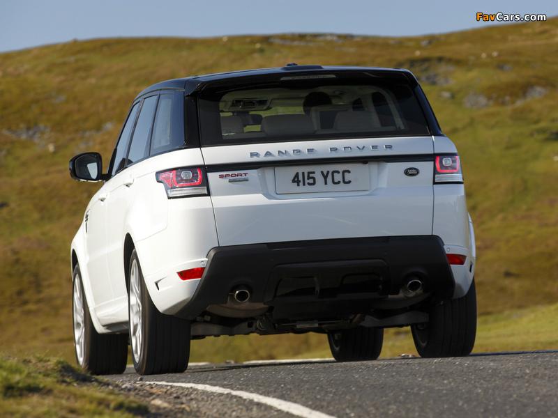 Images of Range Rover Sport Autobiography UK-spec 2013 (800 x 600)