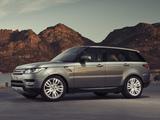 Images of Range Rover Sport HSE AU-spec 2013