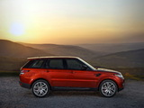 Images of Range Rover Sport Supercharged UK-spec 2013
