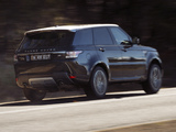 Images of Range Rover Sport Autobiography AU-spec 2013
