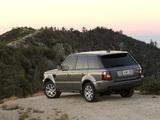 Images of Range Rover Sport US-spec 2005–08