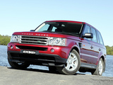 Range Rover Sport AU-spec 2005–08 images