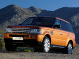 Range Rover Sport Supercharged ZA-spec 2005–08 images