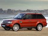 Range Rover Sport ZA-spec 2005–08 images