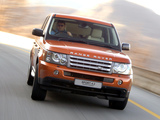Range Rover Sport Supercharged ZA-spec 2005–08 photos