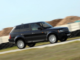 Range Rover Sport ZA-spec 2005–08 photos