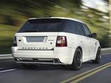 Overfinch Range Rover Sport 2005–08 photos