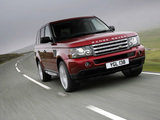 Range Rover Sport Supercharged 2005–08 photos