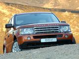 Range Rover Sport Supercharged ZA-spec 2005–08 photos