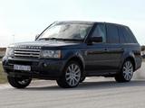 Range Rover Sport ZA-spec 2005–08 pictures