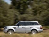 Range Rover Sport 2005–08 pictures