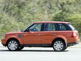 Range Rover Sport Supercharged AU-spec 2005–08 pictures