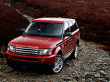 Range Rover Sport Supercharged 2005–08 pictures