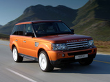 Range Rover Sport Supercharged ZA-spec 2005–08 pictures