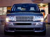 Overfinch Range Rover Sport 2005–08 wallpapers