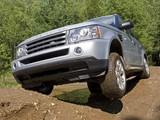 Range Rover Sport US-spec 2005–08 wallpapers