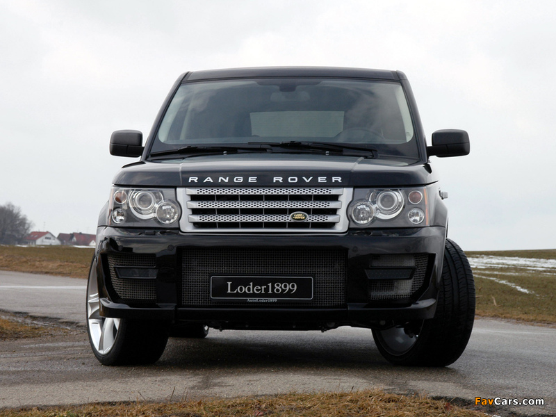 Loder1899 Range Rover Sport 2006–09 photos (800 x 600)