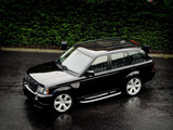 Project Kahn Range Rover Sport Stage 2 2006 photos
