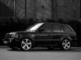 Project Kahn Range Rover Sport Stage 2 2006 photos