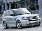 Arden Range Rover Sport 2006 pictures
