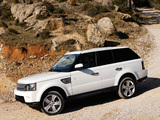 Range Rover Sport Supercharged 2009–13 images