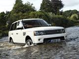 Range Rover Sport Supercharged UK-spec 2009–13 images