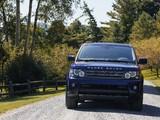 Range Rover Sport Supercharged US-spec 2009–13 images