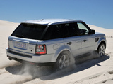 Range Rover Sport Supercharged ZA-spec 2009–13 images