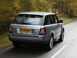 Range Rover Sport UK-spec 2009–13 images