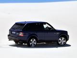 Range Rover Sport Supercharged ZA-spec 2009–13 photos