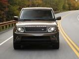 Range Rover Sport US-spec 2009–13 photos