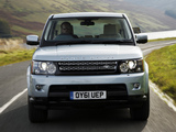Range Rover Sport UK-spec 2009–13 photos