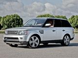 Range Rover Sport Supercharged US-spec 2009–13 photos